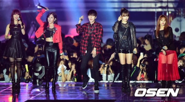 soyeon sbs hallyu dream concert (1)