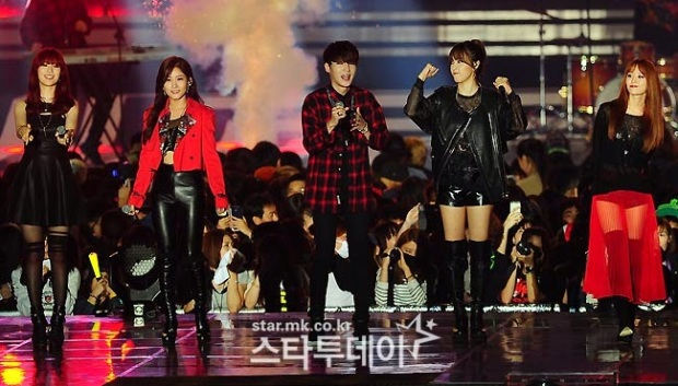 soyeon sbs hallyu dream concert (3)