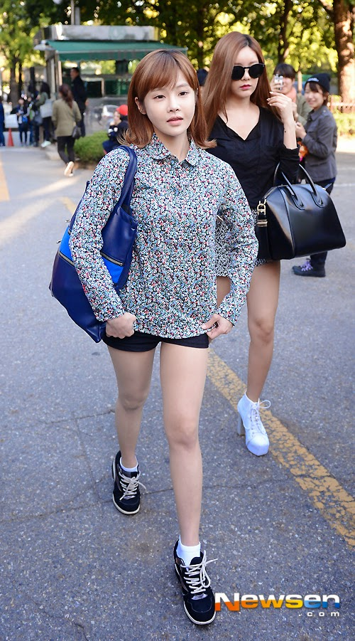 t-ara music bank pictures (11)