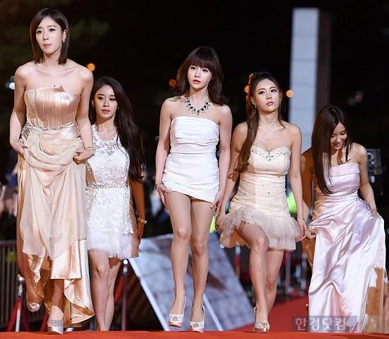 T-ARA 2014 APAN STAR AWARDS (1)