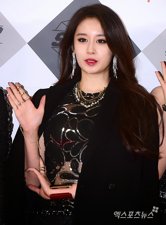 t-ara 2014 sbs gayo daejun red carpet pictures (11)