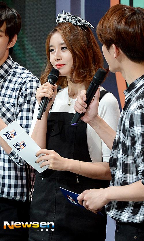 t-ara jiyeon the show (9)